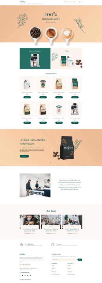 Diseño tiendas online SHOPIFY PIXELWOLF MEDIA