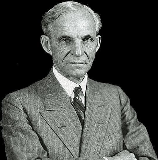 Henry Ford PIXELWOLF MEDIA
