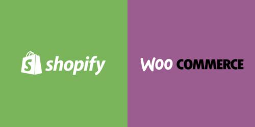 Shopify y Woocommerce