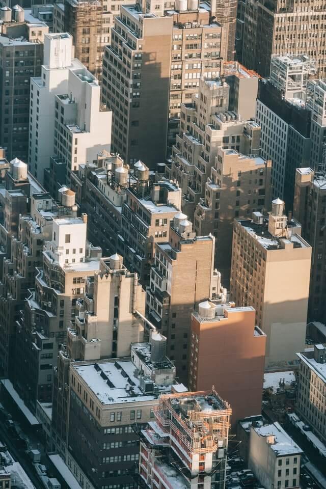 estructura de una ciudad